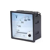 Вольтметр ANDELI AM-96 AC 0-500V, фото 1