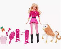 Кукла Барби Тренер для Пони Barbie Pony Trainer