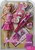 Кукла Барби Студия дизайна Barbie Glitter Glam Vac
