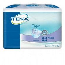 Подгузники д/взрослых TENA Flex Maxi Large 22 шт