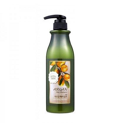 Шампунь c аргановым маслом Welcos Confume Argan (750 мл), фото 2