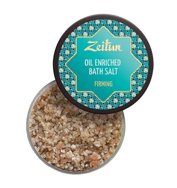 Ароматическая соль для ванн для лифтинга кожи с экстрактом опунции и маслом грейпфрута Zeitun (250 мл, Иордания)