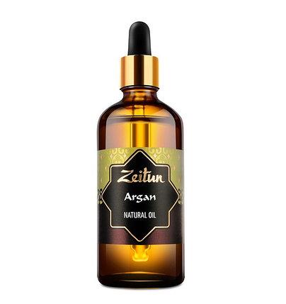 Натуральное масло арганы Zeitun (100 мл, Иордания), фото 2