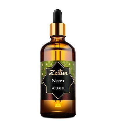 Натуральное масло нима Zeitun (100 мл, Иордания), фото 2