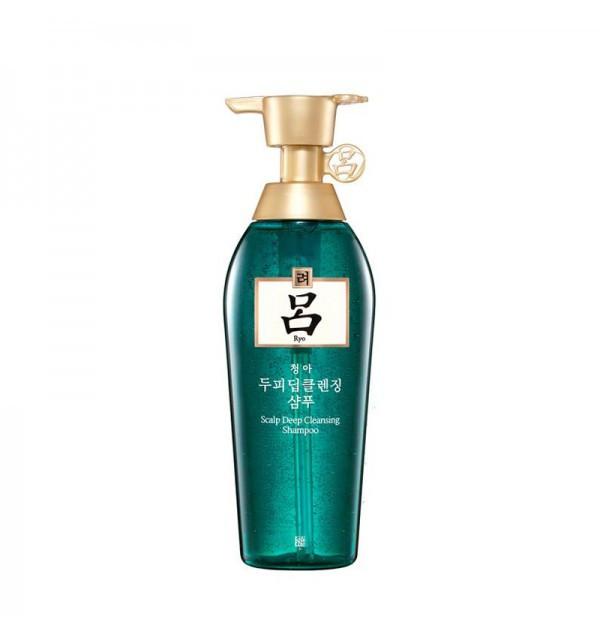 Шампунь для жирной кожи головы Ryo (400 мл)