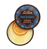 """Крем-масло для тела """"Марокканский полдень"""" с лифтинг-эффектом Zeitun (200 мл, Иордания)"""