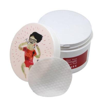 Очищающие пэды для лица с BHA-кислотой COSRX One Step Pimple Clear Pad, фото 2