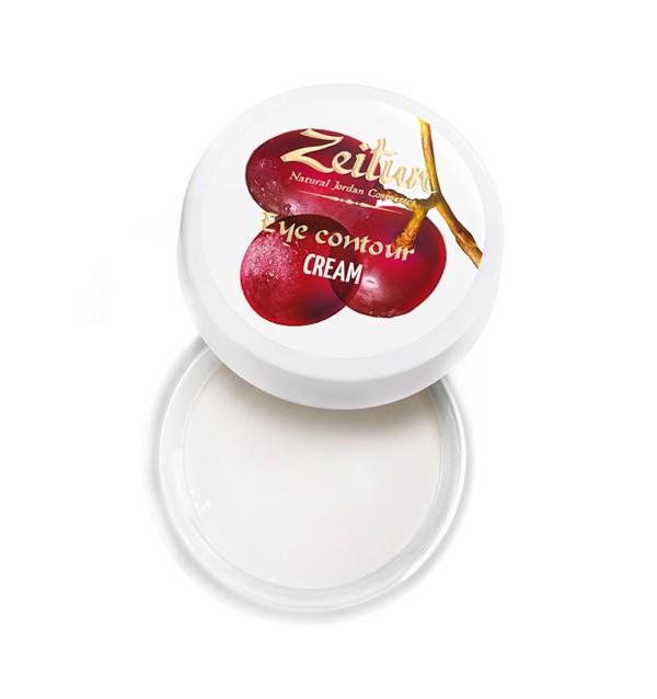 Крем от морщин и темных кругов для кожи вокруг глаз и ресниц №3 Zeitun (50 мл, Иордания)