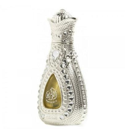 Масляные духи White Oud Al-Rehab (15 мл), фото 2