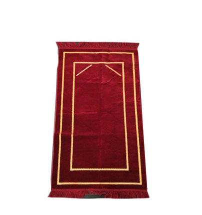 Коврик для намаза Mehrimah (красный), фото 2