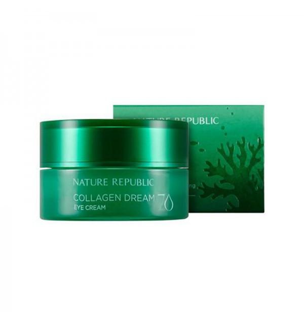 Крем для кожи вокруг глаз с коллагеном Nature Republic Collagen Dream 70 Eye Cream (25 мл)