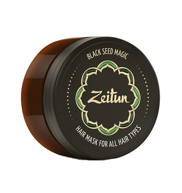 """Маска для волос """"Магия черного тмина"""" Zeitun"""