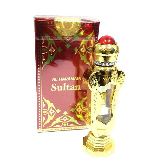 Sultan Al Haramain Perfumes