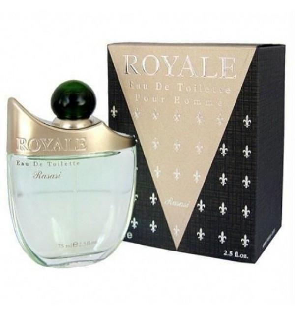 Парфюмированная вода Royale Rasasi (pour homme)