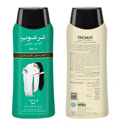 Шампунь для укрепления и роста волос Trichup (200 мл), фото 2