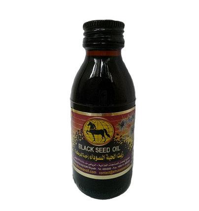 Масло черного тмина из эфиопских семян «Черный конь» (125 мл), фото 2