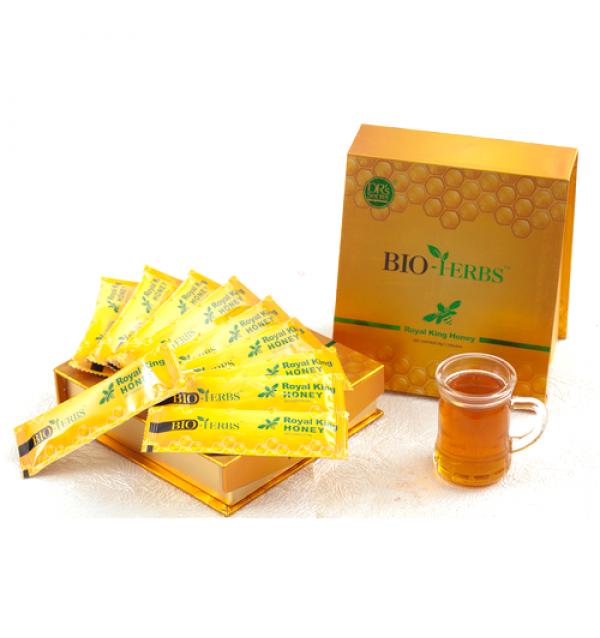 Королевский мед  Royal King Honey BIO-HERBS