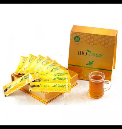 Королевский мед  Royal King Honey BIO-HERBS, фото 2