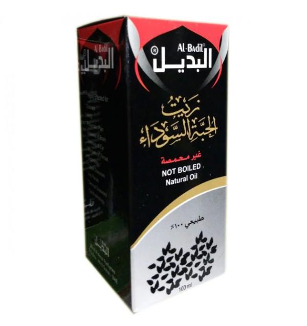 Масло черного тмина Al Badil (100 мл)