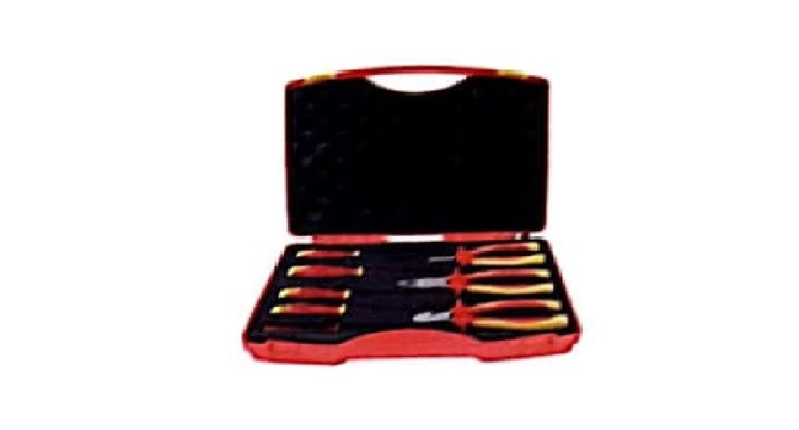 Набор изолированных инструментов 1000 V из 8 предметов