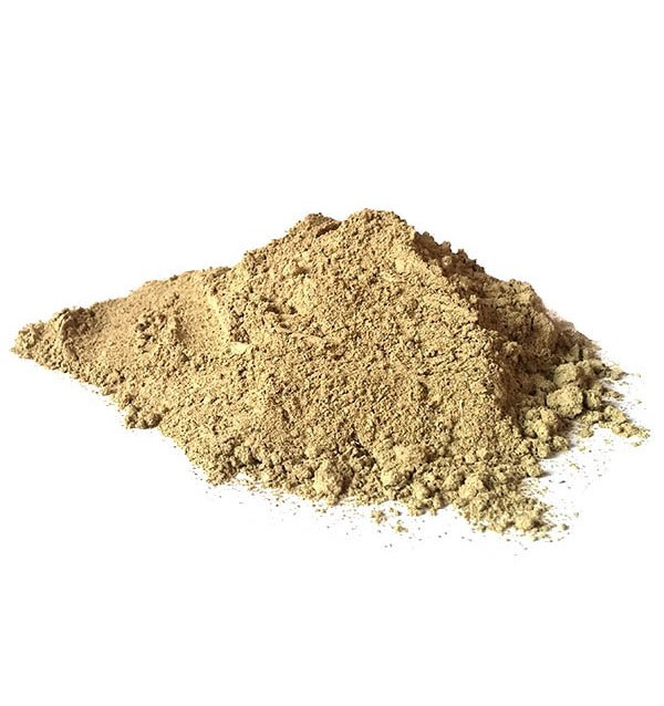 Порошок из сушеных листьев лотоса (Сидр)