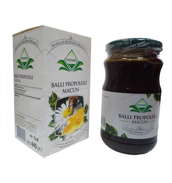 Медовая паста с прополисом Balli Propolisli Macun