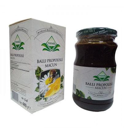 Медовая паста с прополисом Balli Propolisli Macun, фото 2