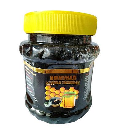 Черный тмин с медом «Иммунал» 400 г, фото 2
