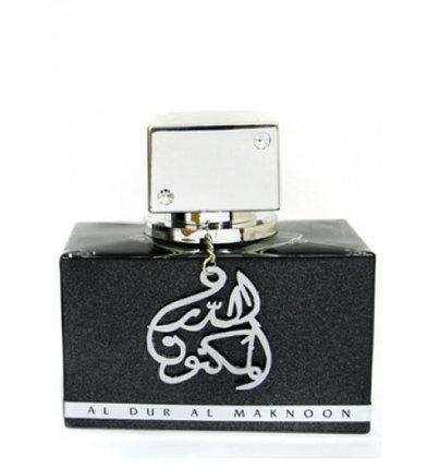 Al Dur Al Maknoon Silver Lattafa, фото 2