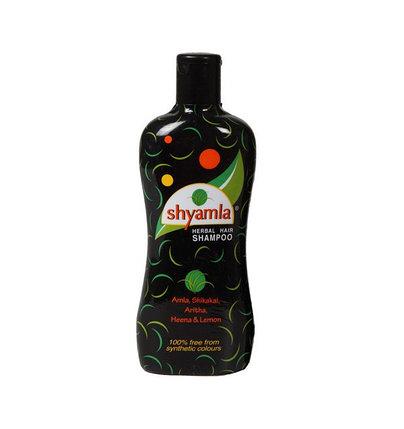 Травяной шампунь для волос Shyamla Henna&Lemon (300 мл), фото 2