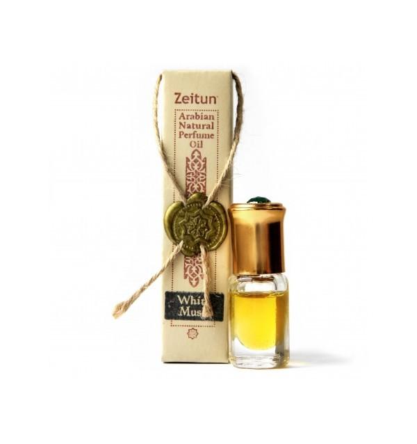 Парфюмерное масло «Белый мускус» №7 Zeitun (ролл-он)