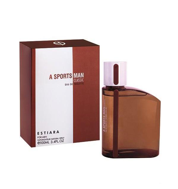 A Sports Man Classic Estiara Sterling Perfumes