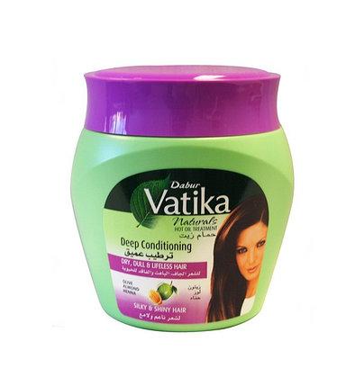 Маска для волос глубокое кондиционирование Vatika Deep Conditioning, фото 2