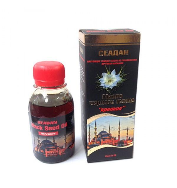 Масло черного тмина Seadan (100 мл)