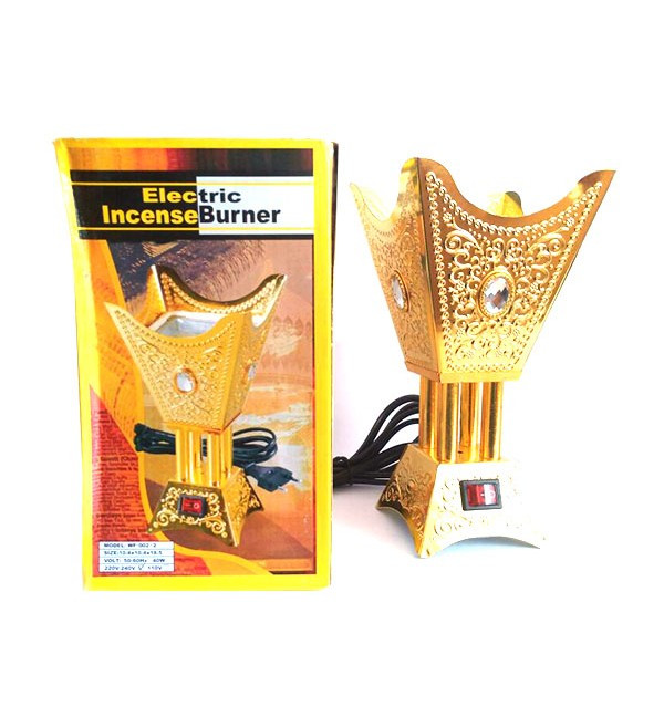 Электрическая бахурница (с кнопкой питания) Incense Burner