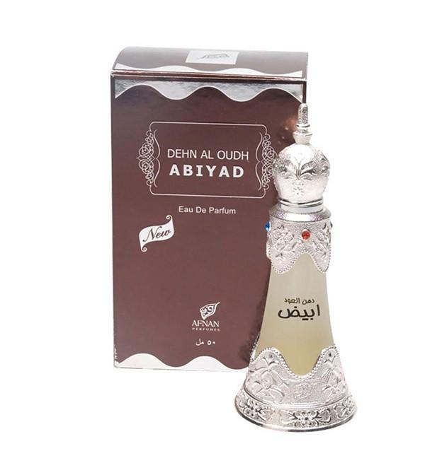 Dehn al Oudh Abiyad Afnan Perfumes