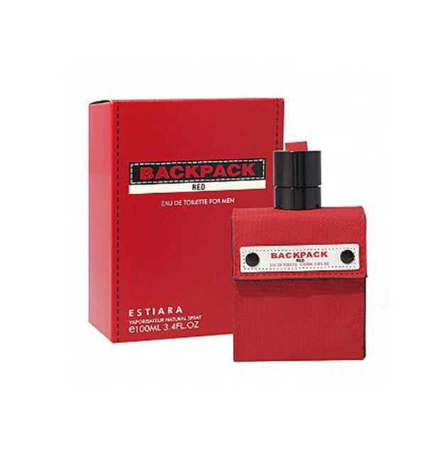 Backpack Red Estiara Sterling Perfumes для мужчин