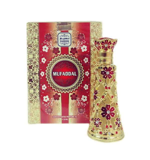 Mufaddal Naseem Perfume