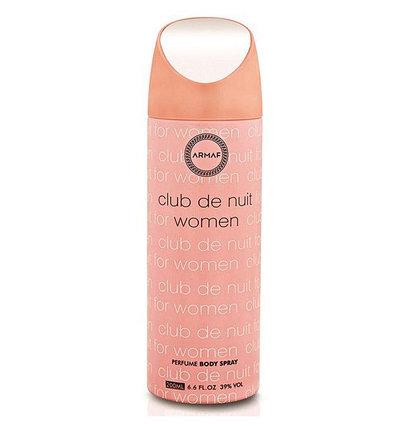 Спрей-дезодорант Club De Nuit Armaf (for women), фото 2