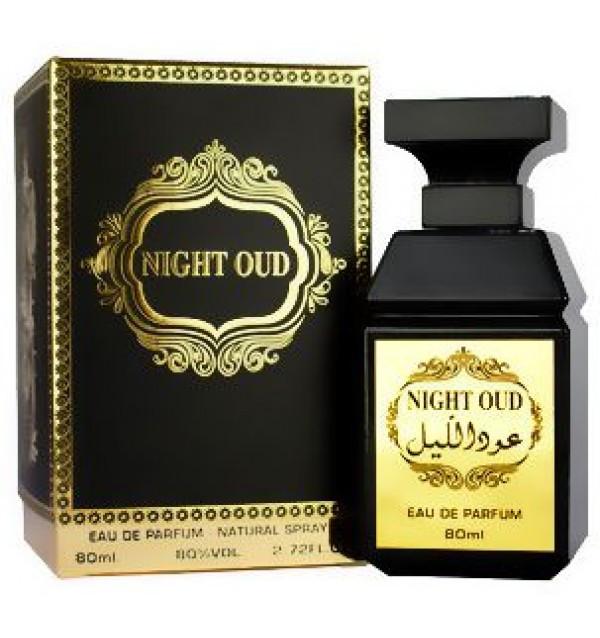 Night Oud Lattafa Perfumes