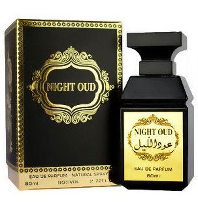 Night Oud Lattafa Perfumes, фото 2
