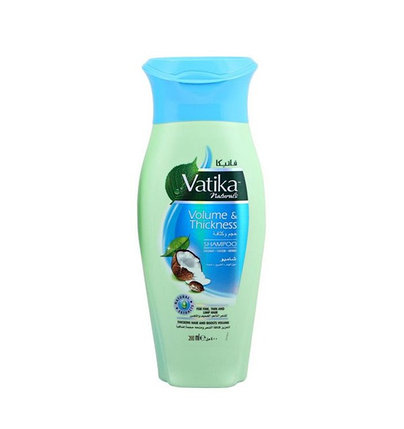Шампунь для волос Vatika Volume & Thickness (200 мл), фото 2