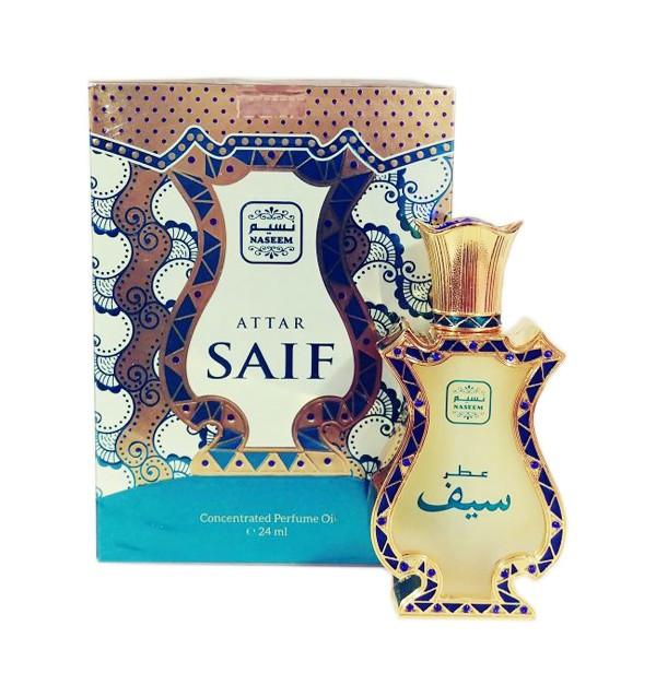 Attar Saif Naseem Perfume