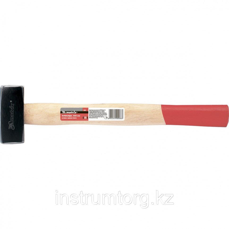 Кувалда, 2000 г, деревянная ручка// MATRIX