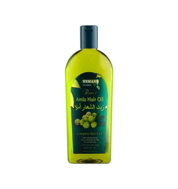 Масло амлы для волос Hemani Fleur's