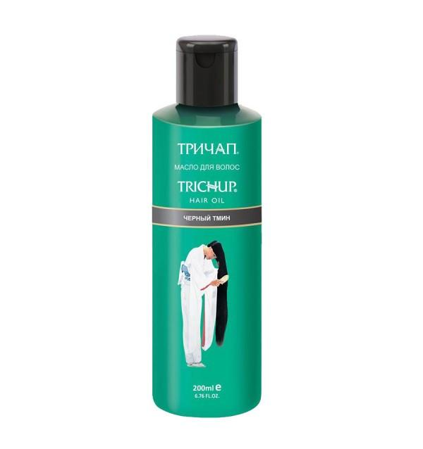 Масло для волос с черным тмином Trichup Oil (200 мл)