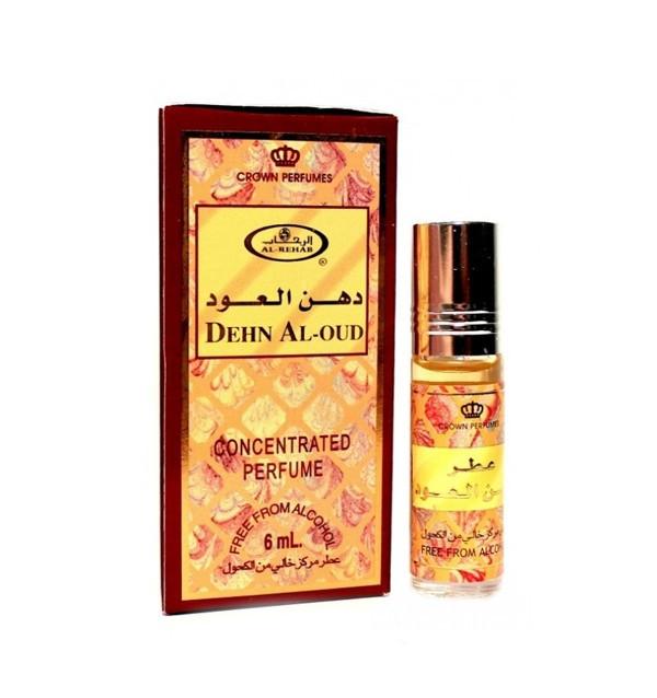 Dehn Al-Oud Al-Rehab Perfumes