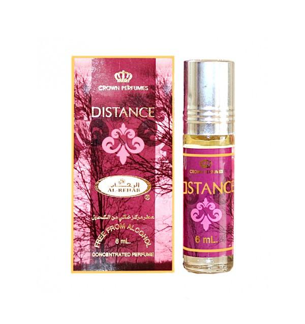 Distance Al-Rehab Perfumes