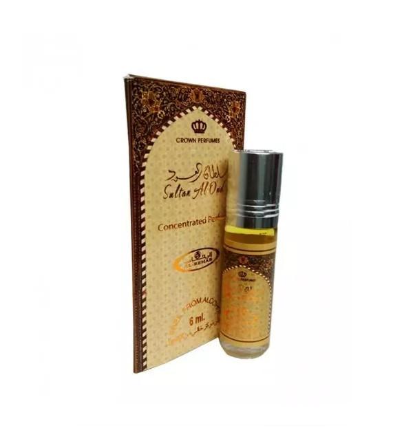 Sultan Al Oud Al-Rehab Perfumes