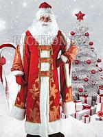 Костюм Дед Мороза удивит детей и взрослых